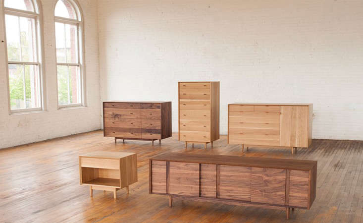 10 Easy Pieces Modern Wood Dressers