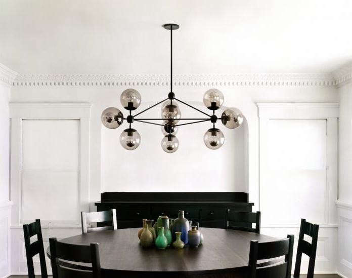 High low modo chandelier remodelista for Modo 10 outlet