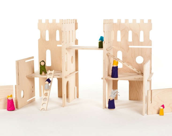 modular castle by Manzanita kids