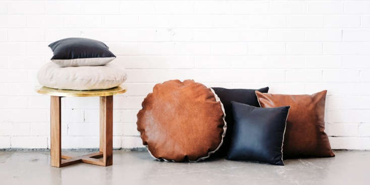 mr-mrs-white-leather-pillow-remodelista