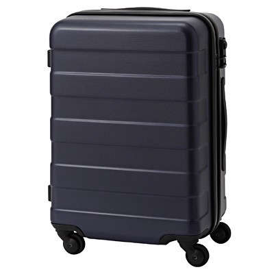 Valise hard carry travel suitcase 33l remodelista for Valise muji prix