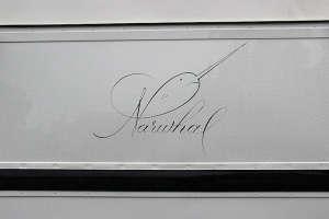 Narwhal Logo/Remodelista