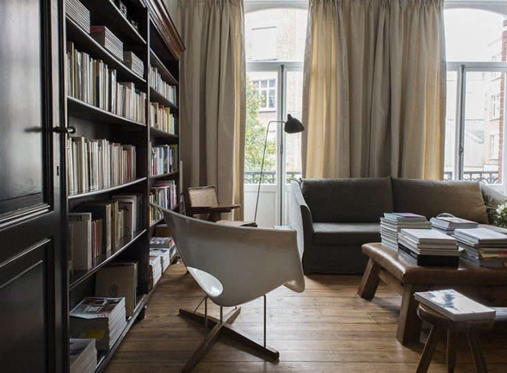 nicolas-schuybek-leather-table-remodelista