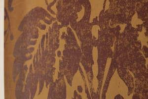 Paper Mills Olivia Wallpaper/Remodelista