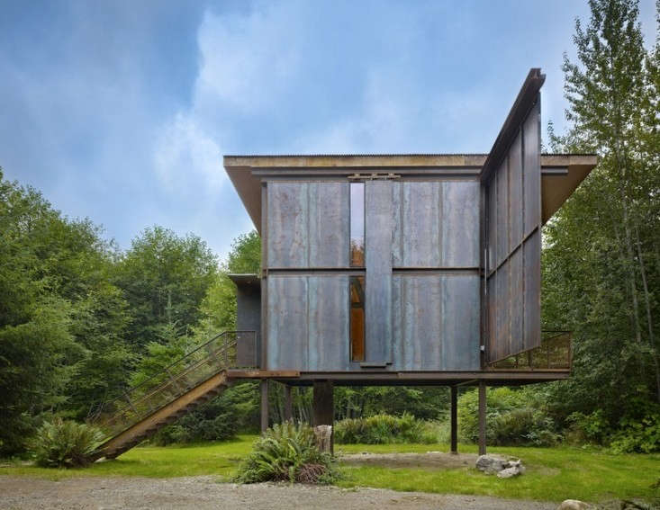 olson-kundig-sol-duc-cabin-in-washington-steel-gardenista