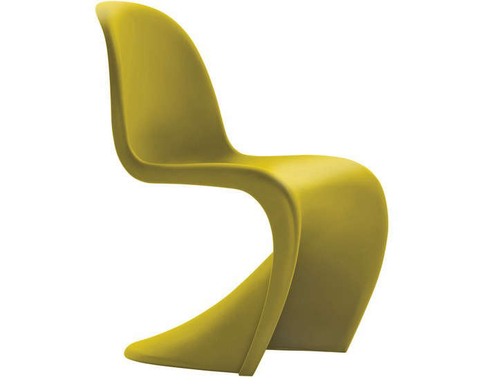 Panton Molded Plastic Chairs