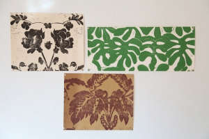 Paper Mills Wallpaper/Remodelista