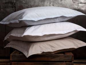 Parachute Pillowcases/Remodelista