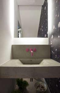Peter Legge Associates Pink Faucet/Remodelista