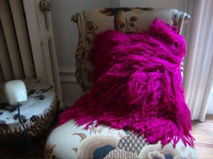 A Detacher Pink Pillow/Remodelista