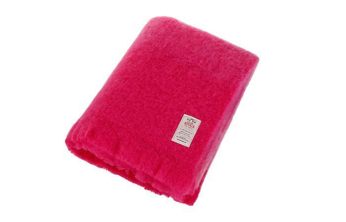 pink-ombre-mohair-throw-remodelista