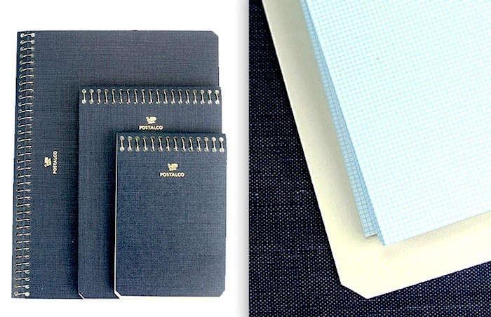 postalco-notebooks-navy-remodelista