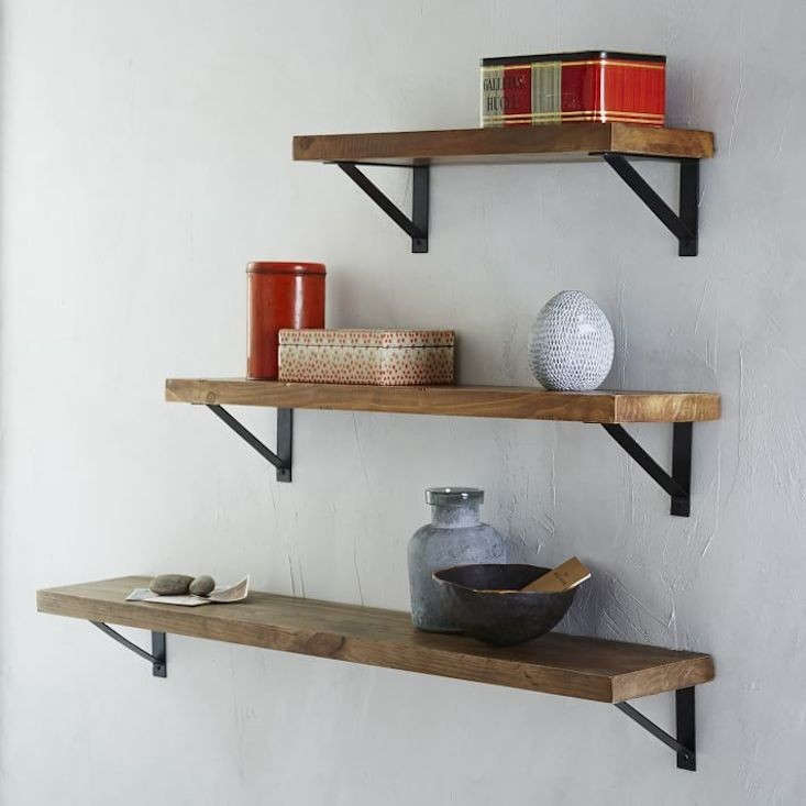 Kitchen Shelf Brackets Wood: Steal This Look: A Classic English Kitchen For An Oscar