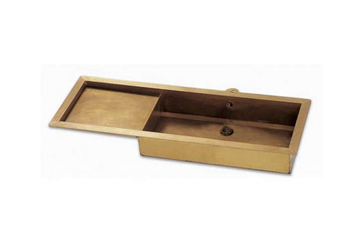 restart-lvq034-burnished-brass-sink-remodelista