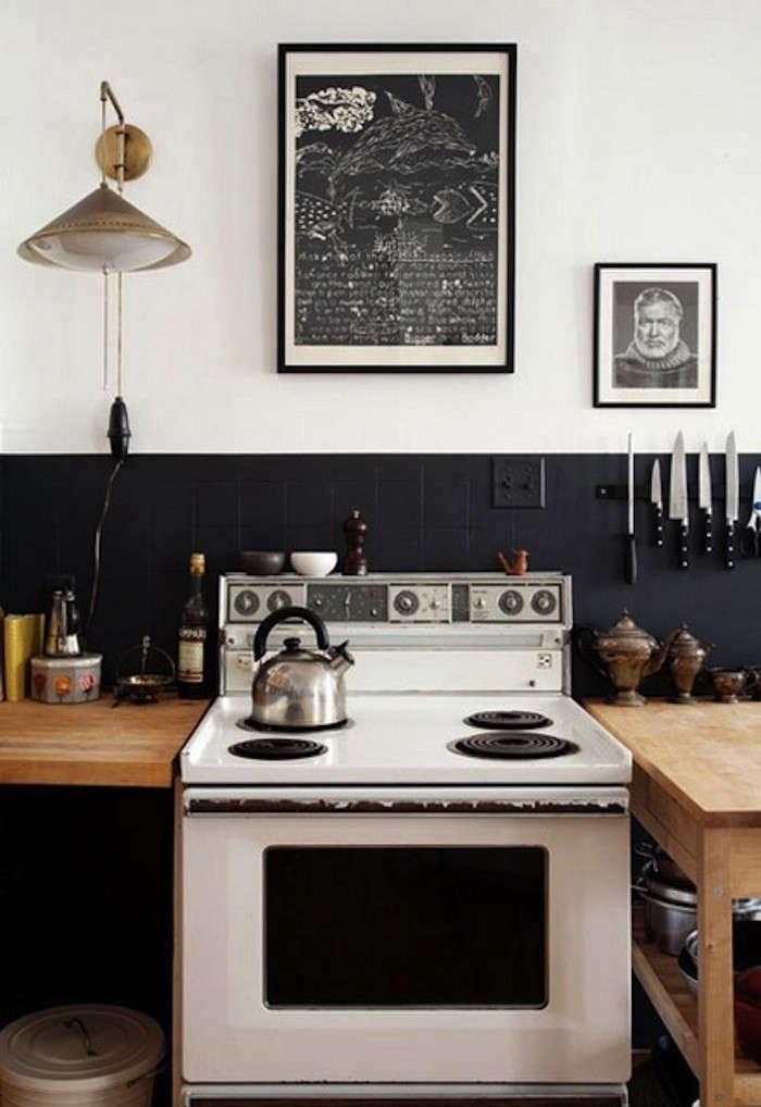 rustic-kitchen-black-backsplash-remodelista