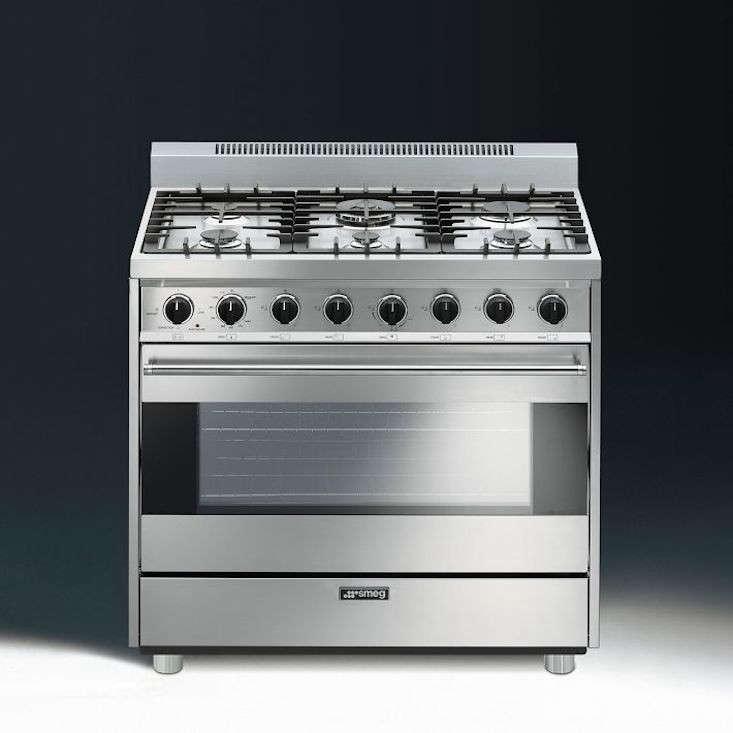 7 High Style Italian Kitchen Ranges Remodelista