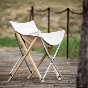 Snowpeak Take Bamboo Chair | Remodelista