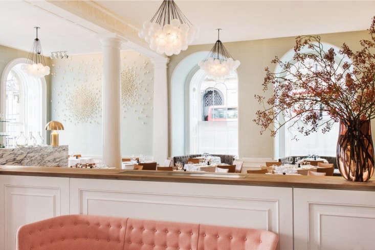 spring restaurant london 2