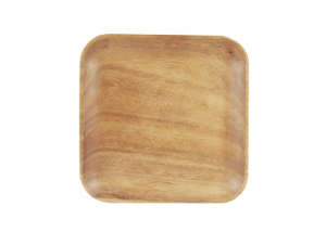 Sur la Table Acacia Wood Plates | Remodelista