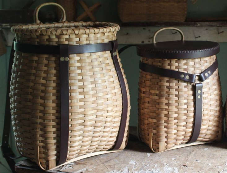 Object Lessons The Enduring Adirondack Day Pack Basket