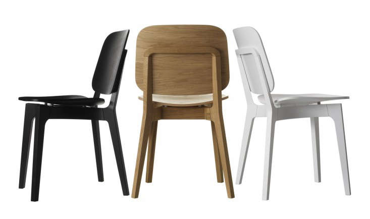 10 Easy Pieces The New Scandinavian Dining Chair Remodelista