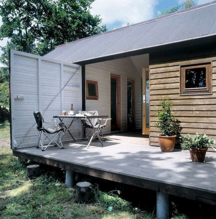 A Modular Danish Summer House—with A Six-Month Lead Time