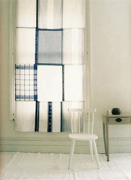 Diy 10 Patchwork Curtains Made From Vintage Linens
