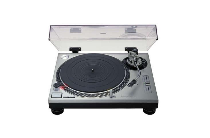 TECHNICS SL-1200MK2 Manual Stereo Turntable: Remodelista