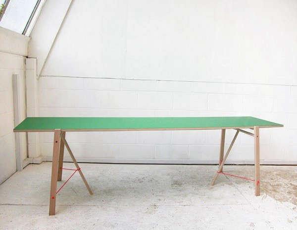 tomas-alonso-green-trestle-desk-remodelista