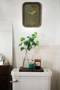 Tray in Bathroom/Remodelista