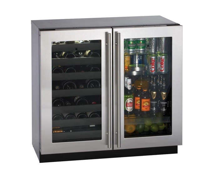 U Line 3000 Modular Series 36 Inch Beverage Refrigerator