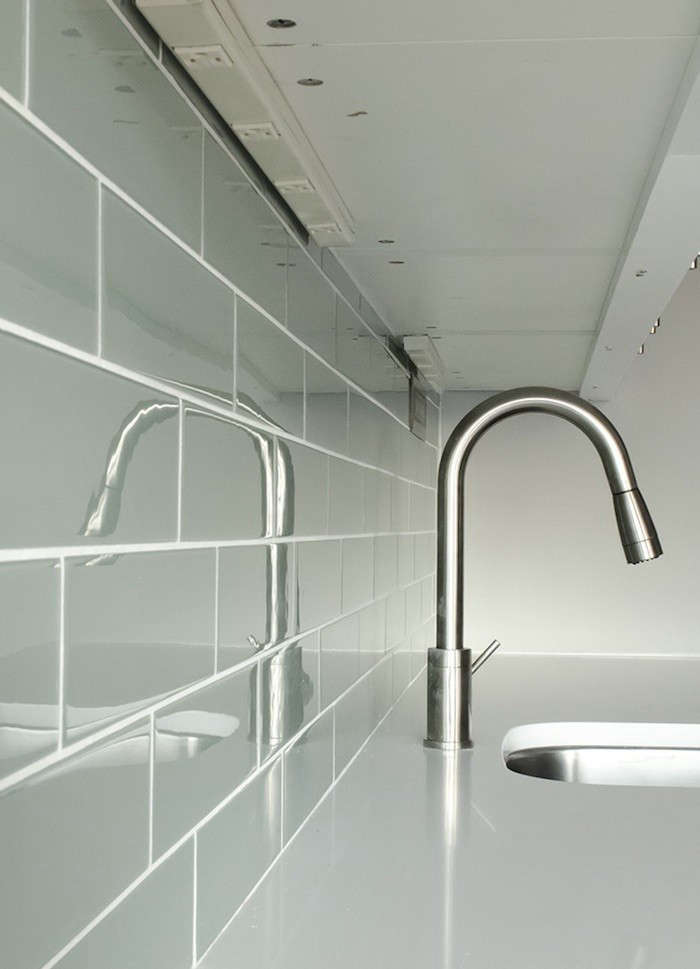 Hidden power in the kitchen remodelista for Kitchen cabinets outlet