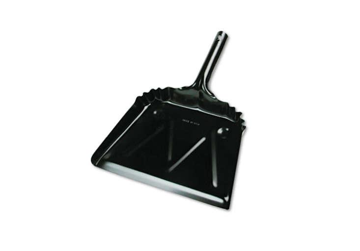 unisan-black-metal-dustpan-remodelista