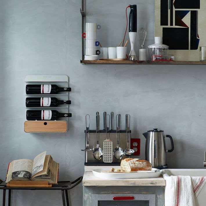 Small Kitchen Ideas How To Maximize Storage In A Minimal