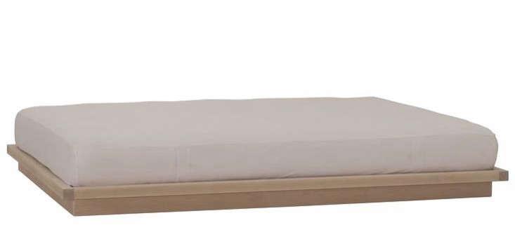 Calvin platform bed remodelista - Plywood for platform bed ...