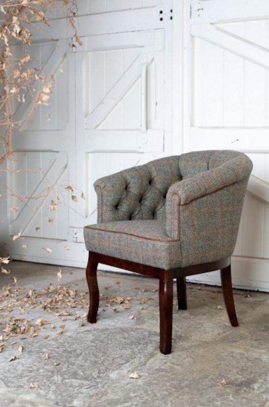victoria-chair-loden-herringbone-tweed-tetrad-remodelista-1