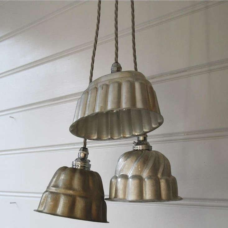 8 kitchen utensils as light fixtures remodelista for Jellyfish light fixture