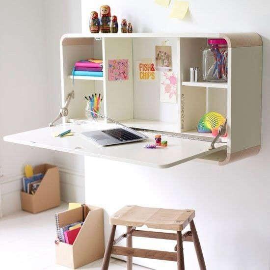 wall-mounted-kids-desk-white-remodelista