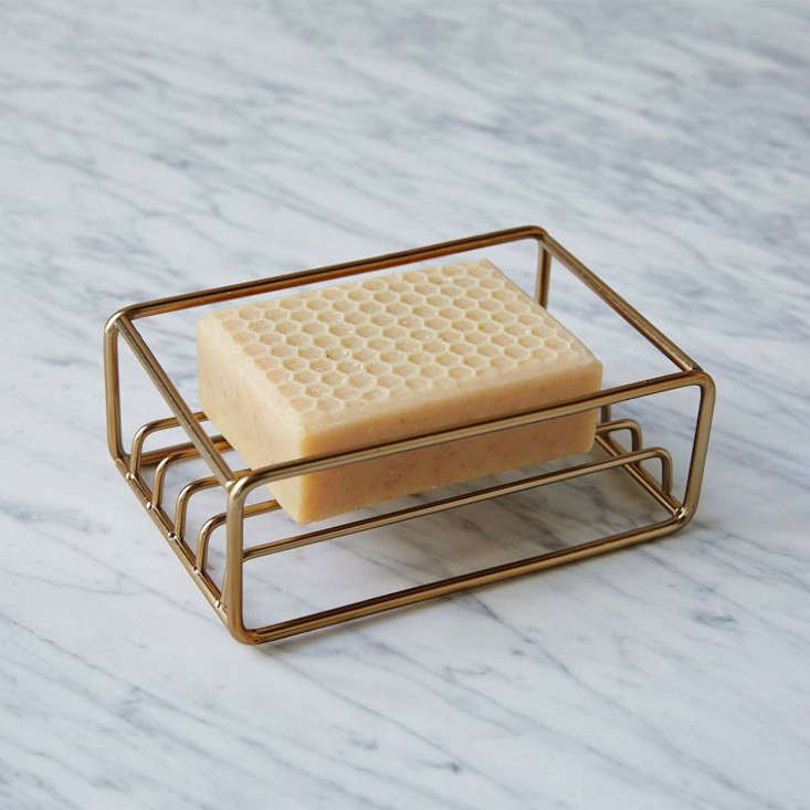 Wire Kitchen Collection Soap Dish Remodelista
