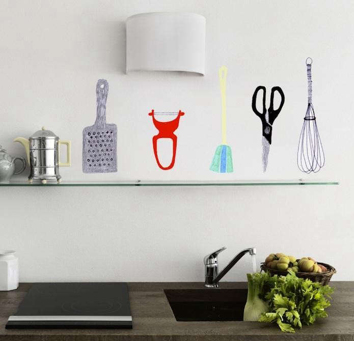 whimsical-kitchen-graphics