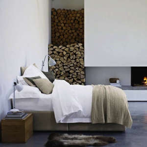The White Company Savoy Bed Linen Collection | Remodelista