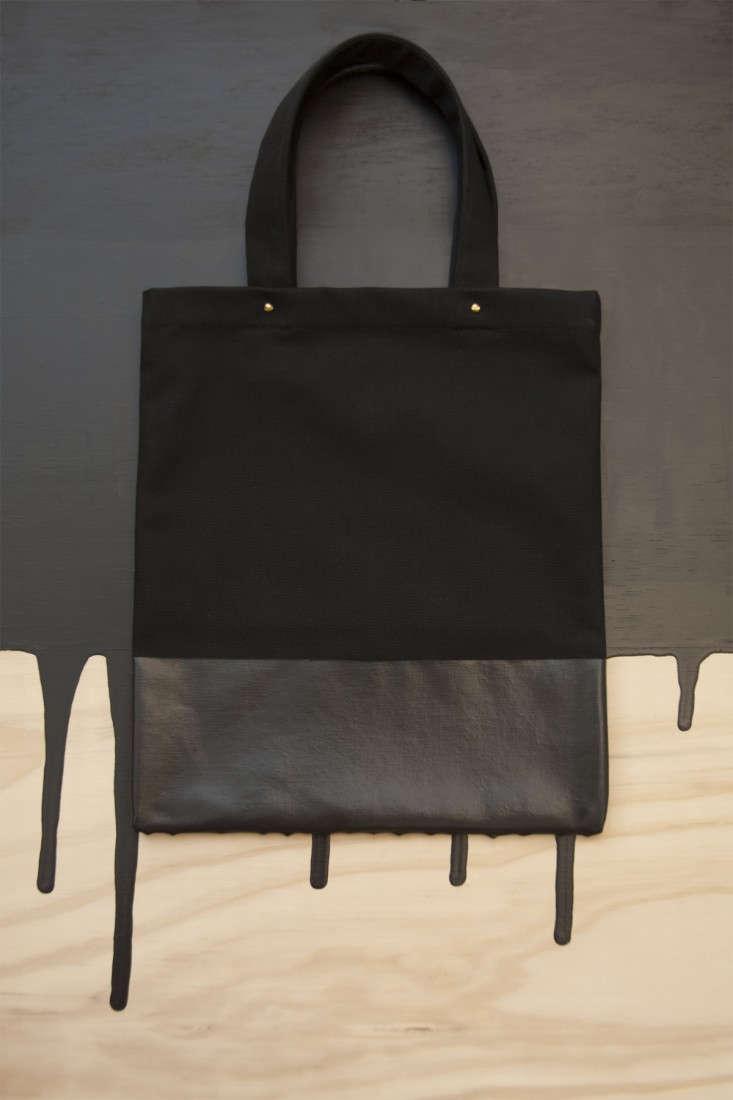 wrkshp-dippedbags-black-tote-remodelista-market-LA-2014