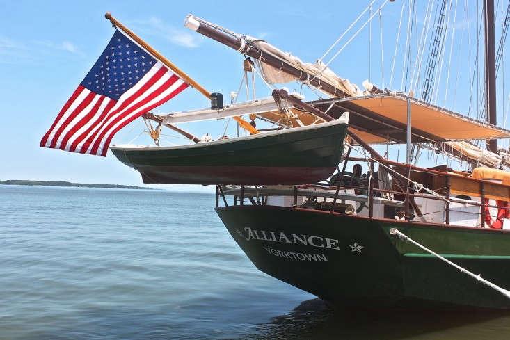 yorktown-schooner-american-flag-remodelista