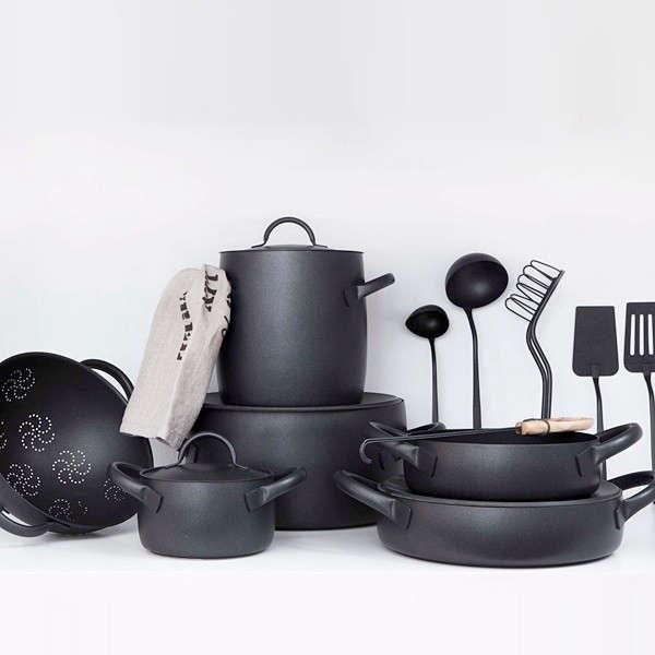6 Elegant Cookware Lines Italian Edition Remodelista
