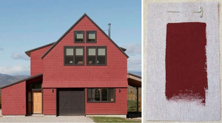 The 8 Best Red Exterior House Paints Remodelista