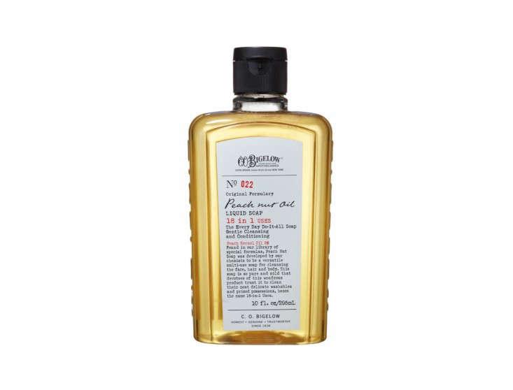 C.O. Bigelow Peach Nut Oil Cleanser