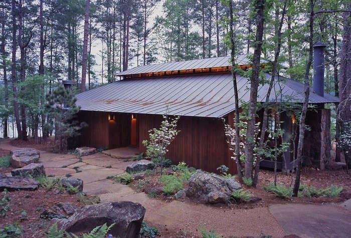 Lake-Flato-Pnie-Ridge-Cabin-Gardenista