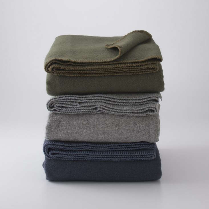 utility service blankets, made by a family owned company that has been milling  13