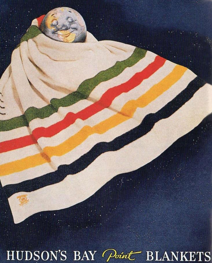 hudsons-bay-point-blanket-ad-Remodelista