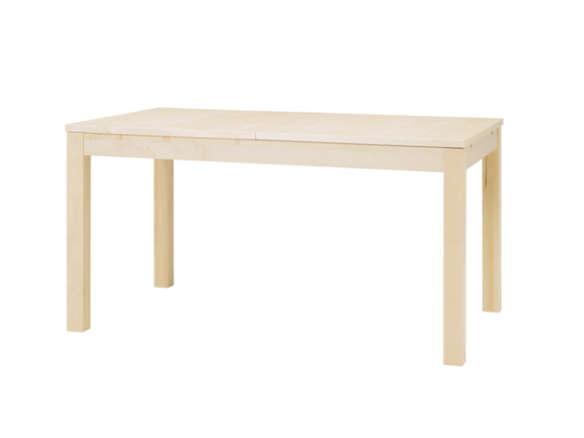 Bjursta Extendable Dining Table